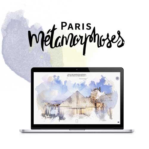 Paris Métamorphoses